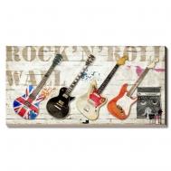 2SH1813 - Rock n Roll Wall