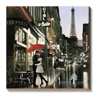 1BN2539 - Romance in Paris