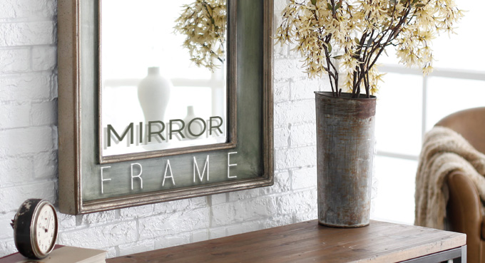 Mirror Wall Set